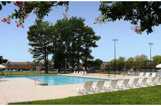 Emerald Point Apartments And Townhomes Virginia Beach Va