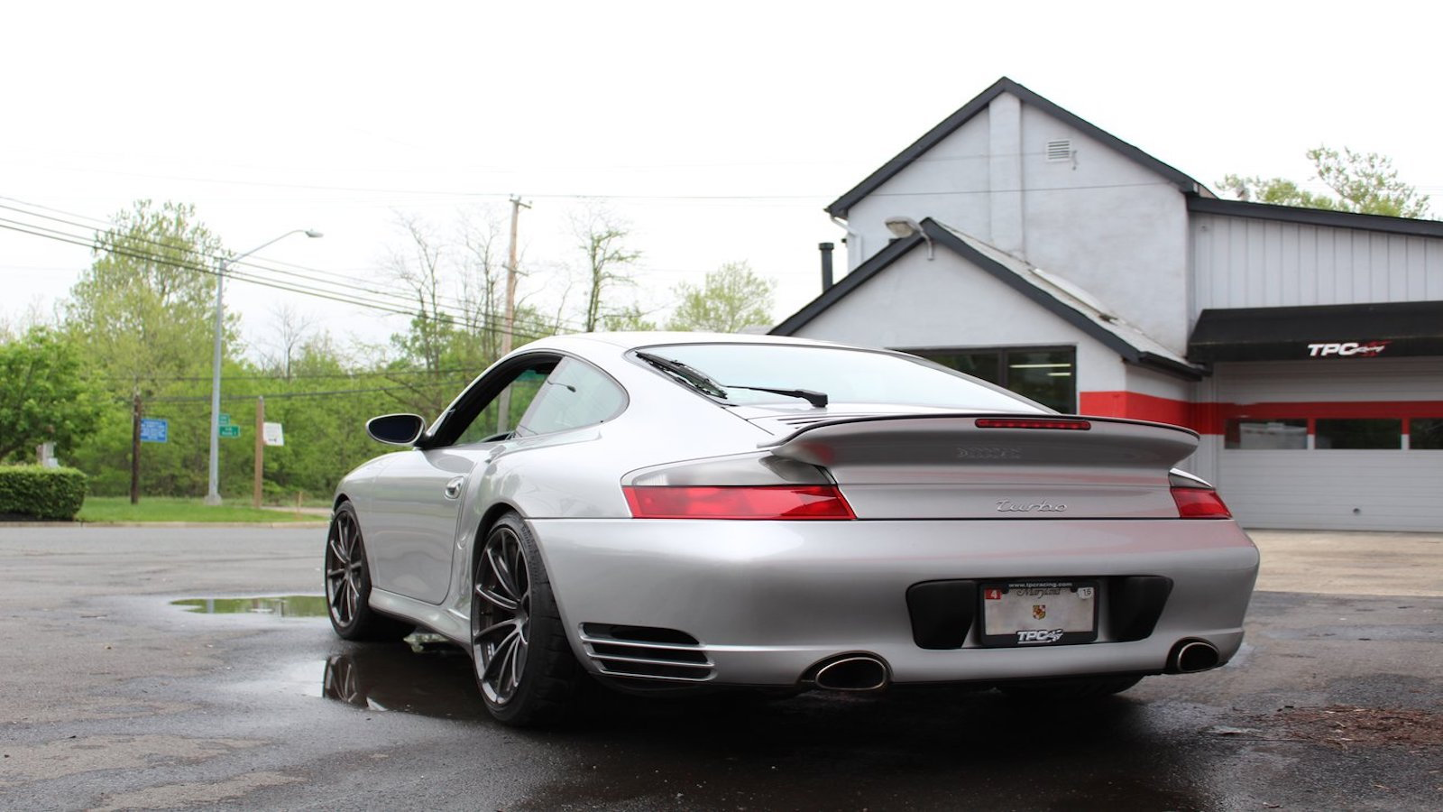 Porsche 996 1000HP build