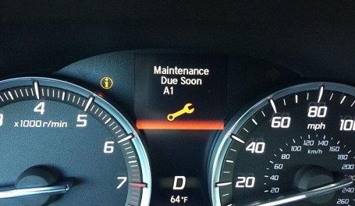 Acura Mdx How To Reset The Service Light Acurazine