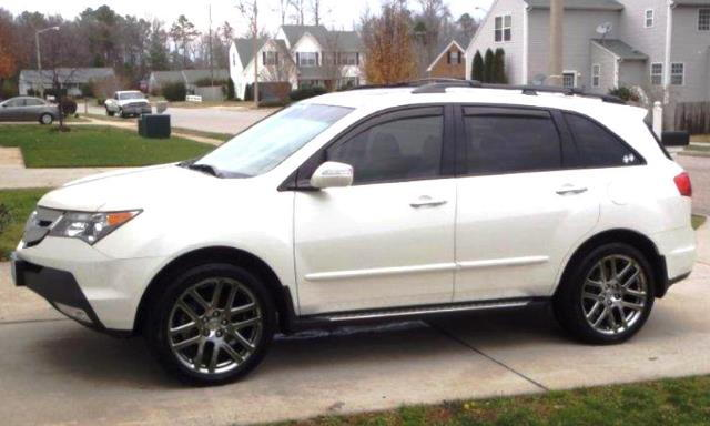 Acura Mdx Aftermarket Wheels Review Acurazine