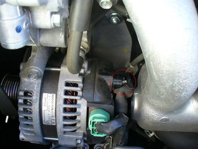 acura why does the battery light appear and disappear acurazine rh acurazine com EGR Valve Acura TSX Red 2004 Acura TSX Mods