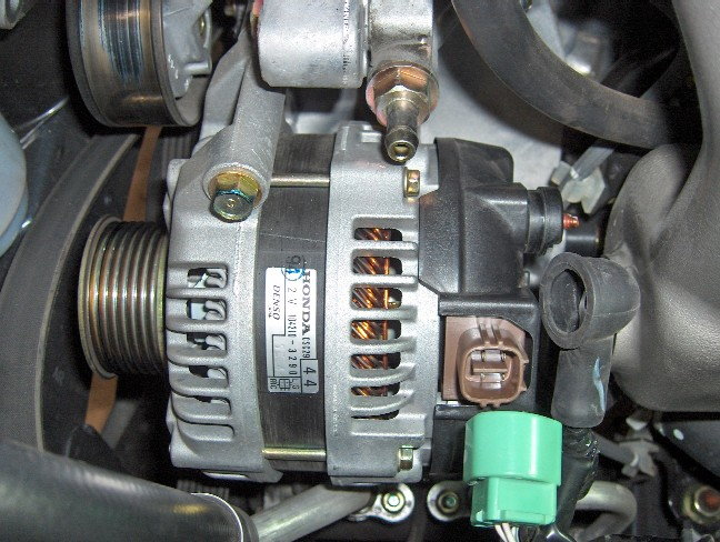acura tl 2009 to 2014 and mdx why is battery not charging acurazine acura tl mdx battery cable alternator starter not charging diagnose