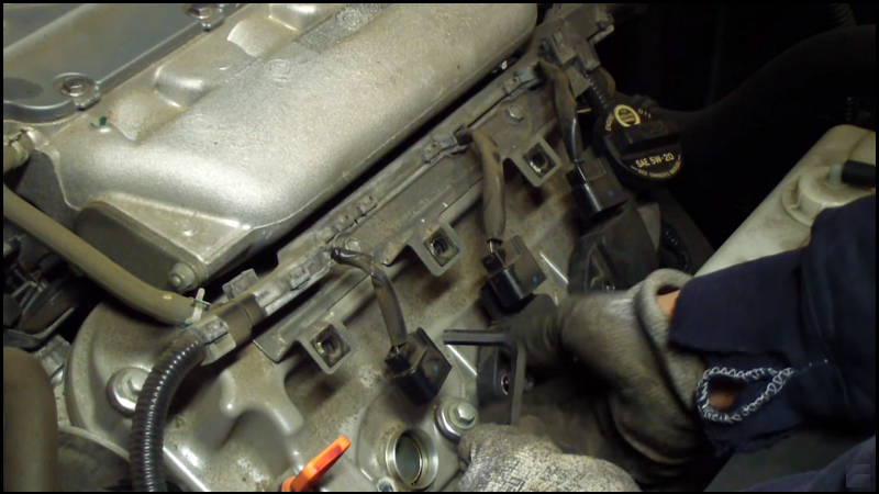 Acura TL 2004 to 2008 How to Replace Ignition Coils and Spark Plugs - Acurazine