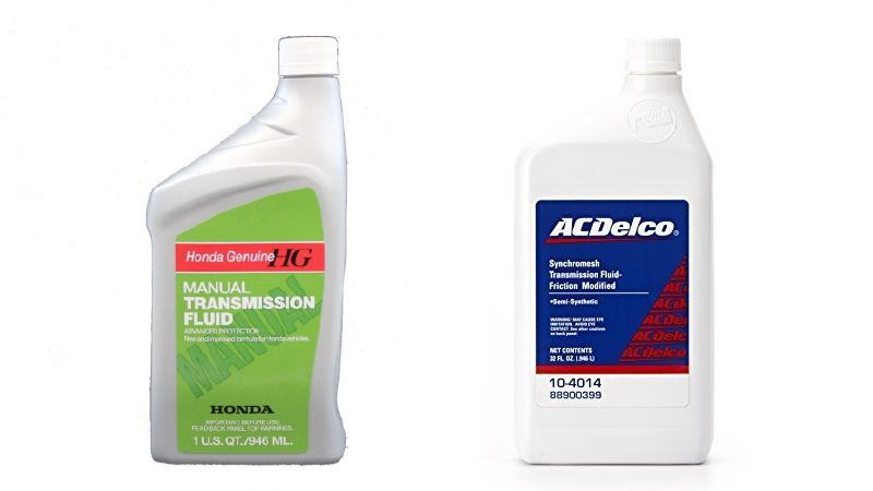 These Are The Most Popular Choices For Transmission Fluid