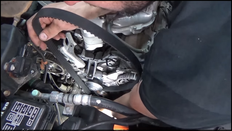 Acura TL 2004-2008: How to Replace Timing Belt, Water Pump and Thermostat |  Acurazine | Acura Timing Belt |  | AcuraZine