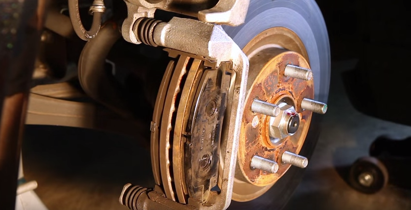 Acura TL To How To Replace Brake PadsCalipersRotors - Acura tl brake pads
