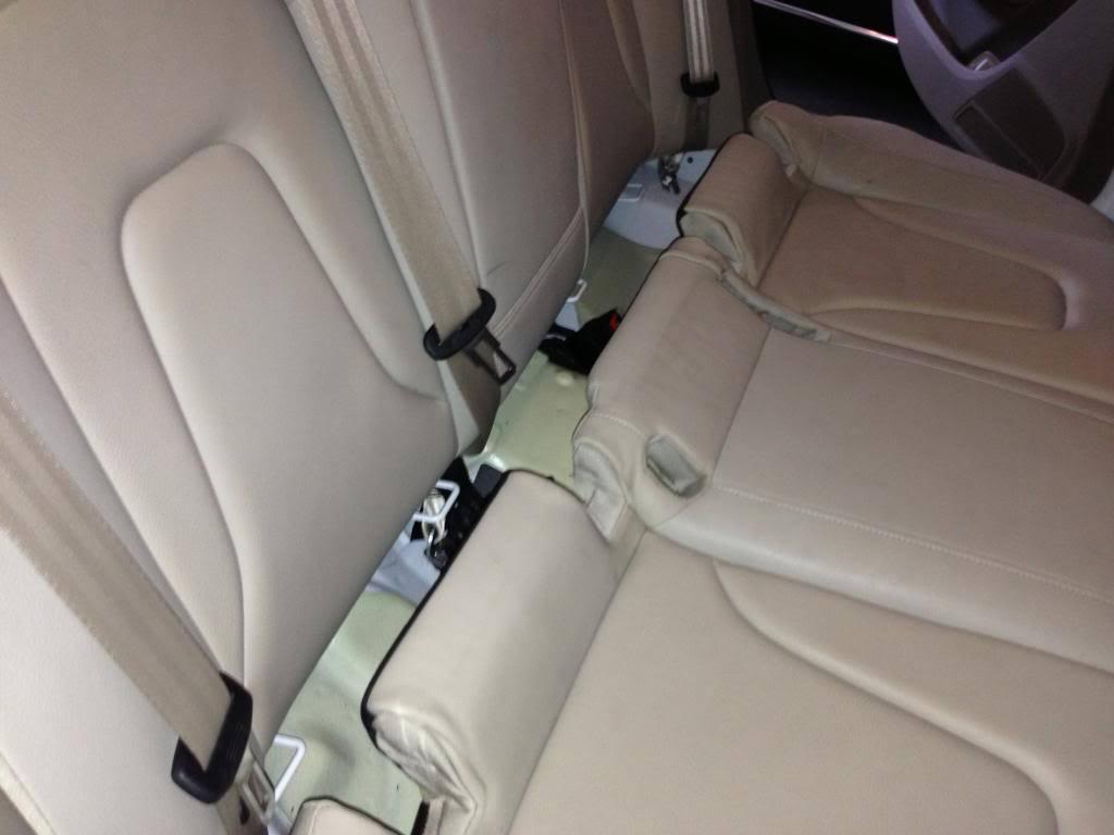 audi a4 b8 how to remove the fixed rear seat audiworld rh audiworld com 2003 Audi A4 1.8T Exhaust Audi A4 1.8L Turbo Horsepower