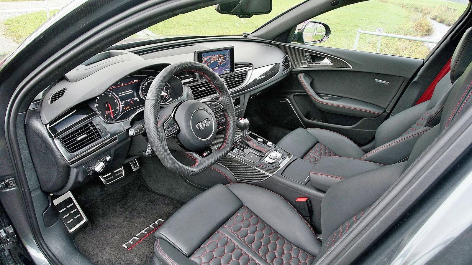 Mtm 700hp Rs6 Wagon Embarrasses Italian Sports Cars Audiworld