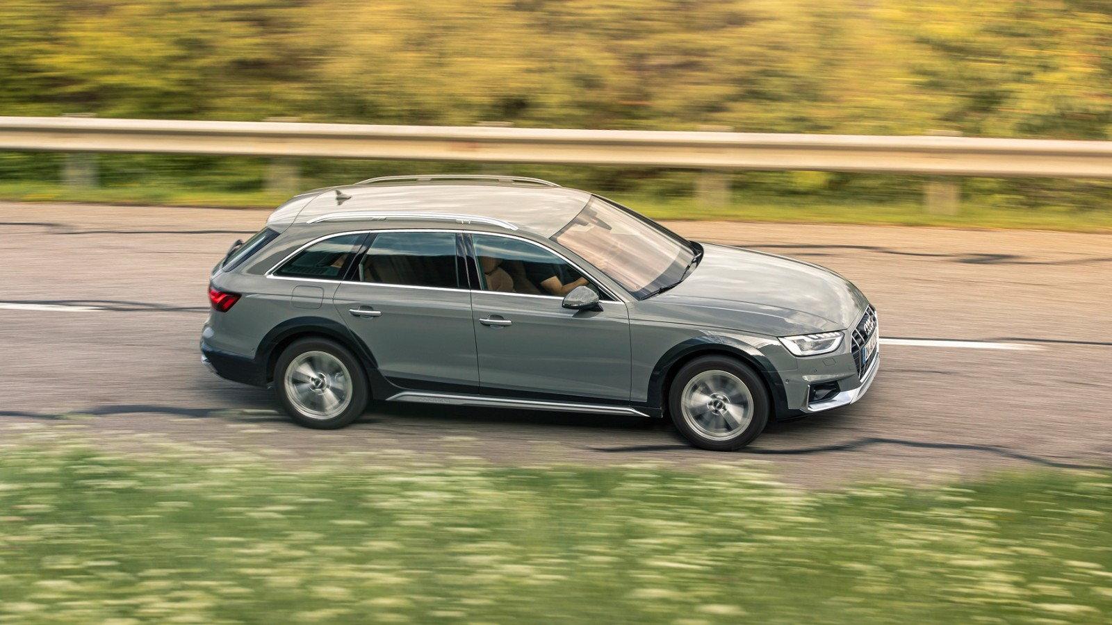 2020 Audi A4 Allroad Quattro Makes More Sense Than Most Suvs Audiworld