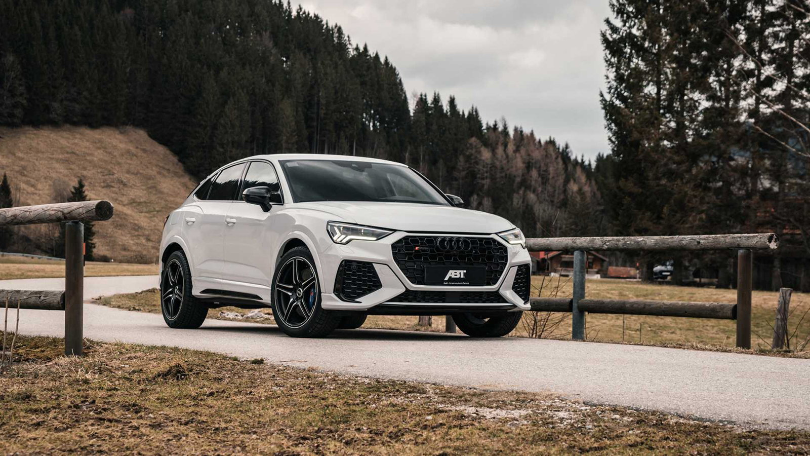 Abt Has Upgraded Audi S Rs Q3 Sportback Audiworld