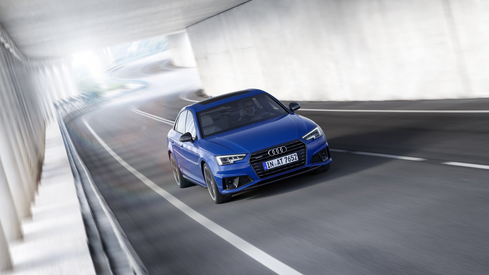 The Small Changes on the 2019 A4