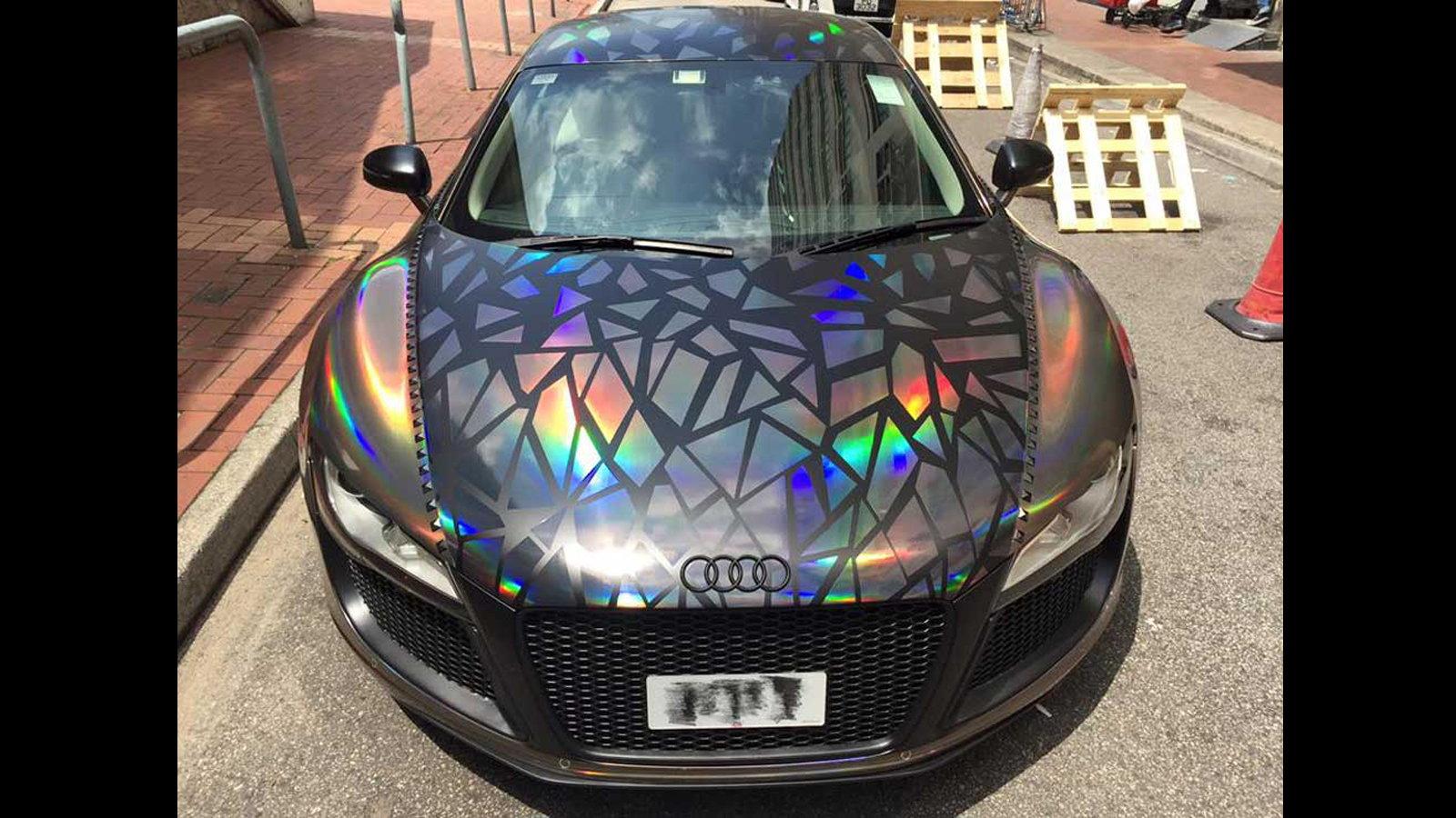 Spooktacular Audi Paint Jobs Audiworld - Audi car jobs