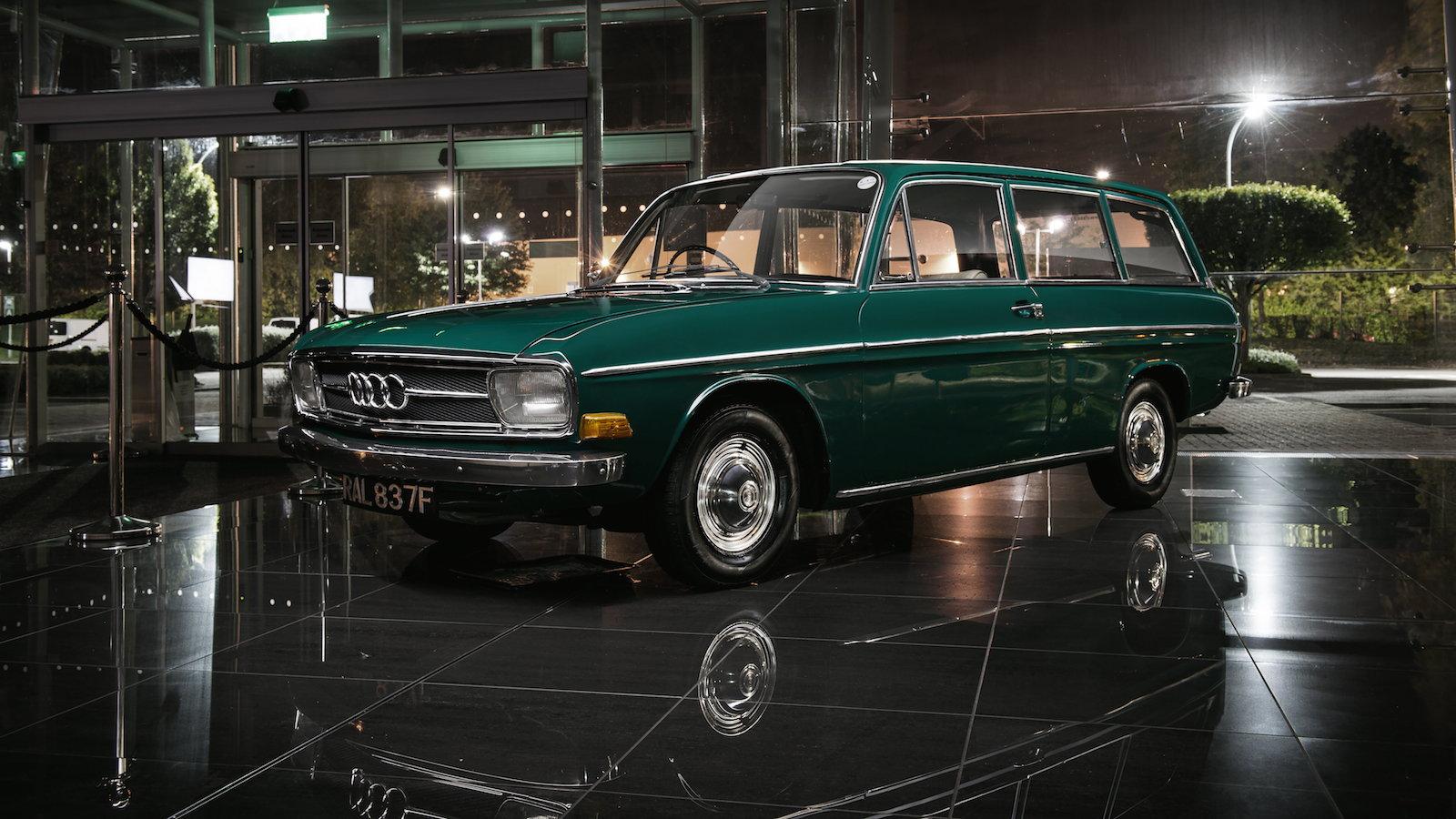 1968 Audi 80 Variant
