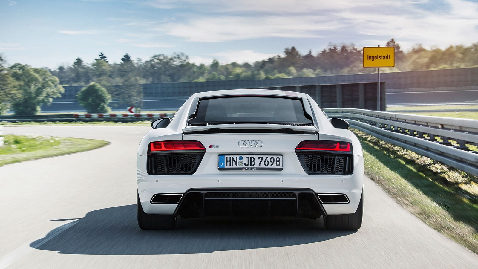 2018 R8 Rear Wheel Series is for Purists