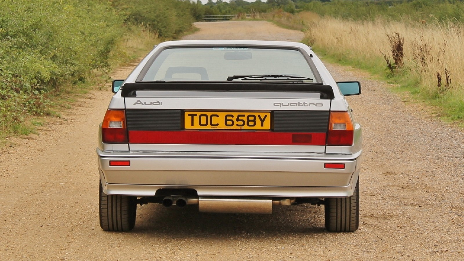 What about the other RHD Quattro?