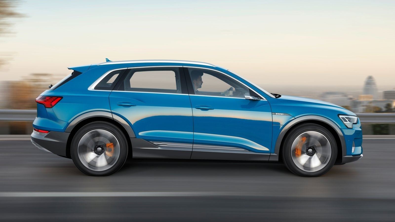 Audi E-Tron is Natural Tesla Model X Rival