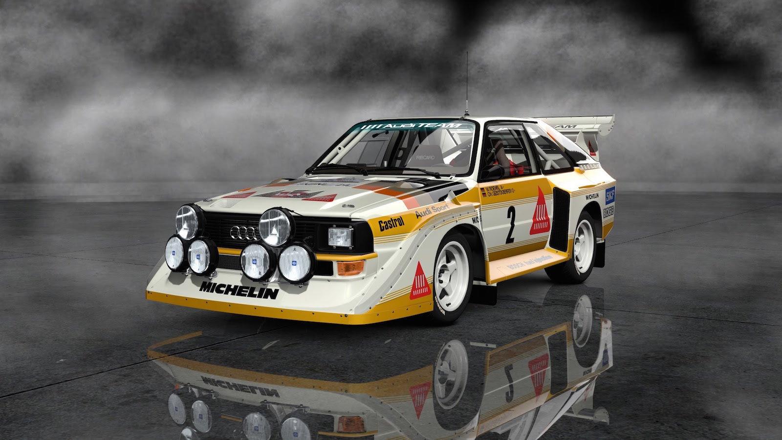 1981 Audi Ur Quattro