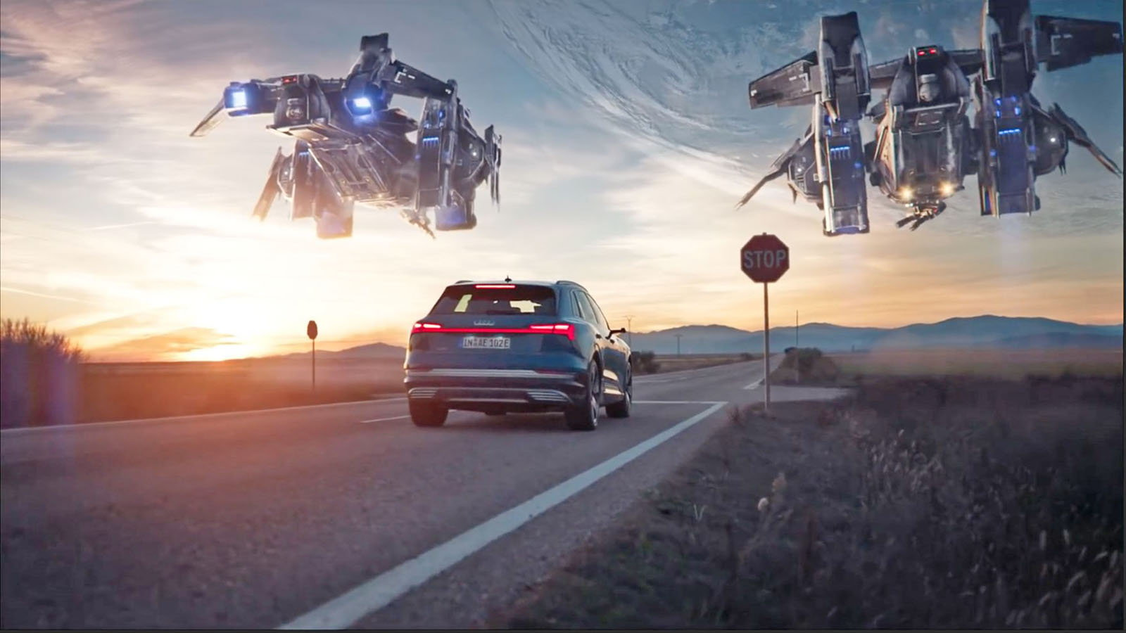 Audi Looks to Make Road Trips Very Interesting with VR
