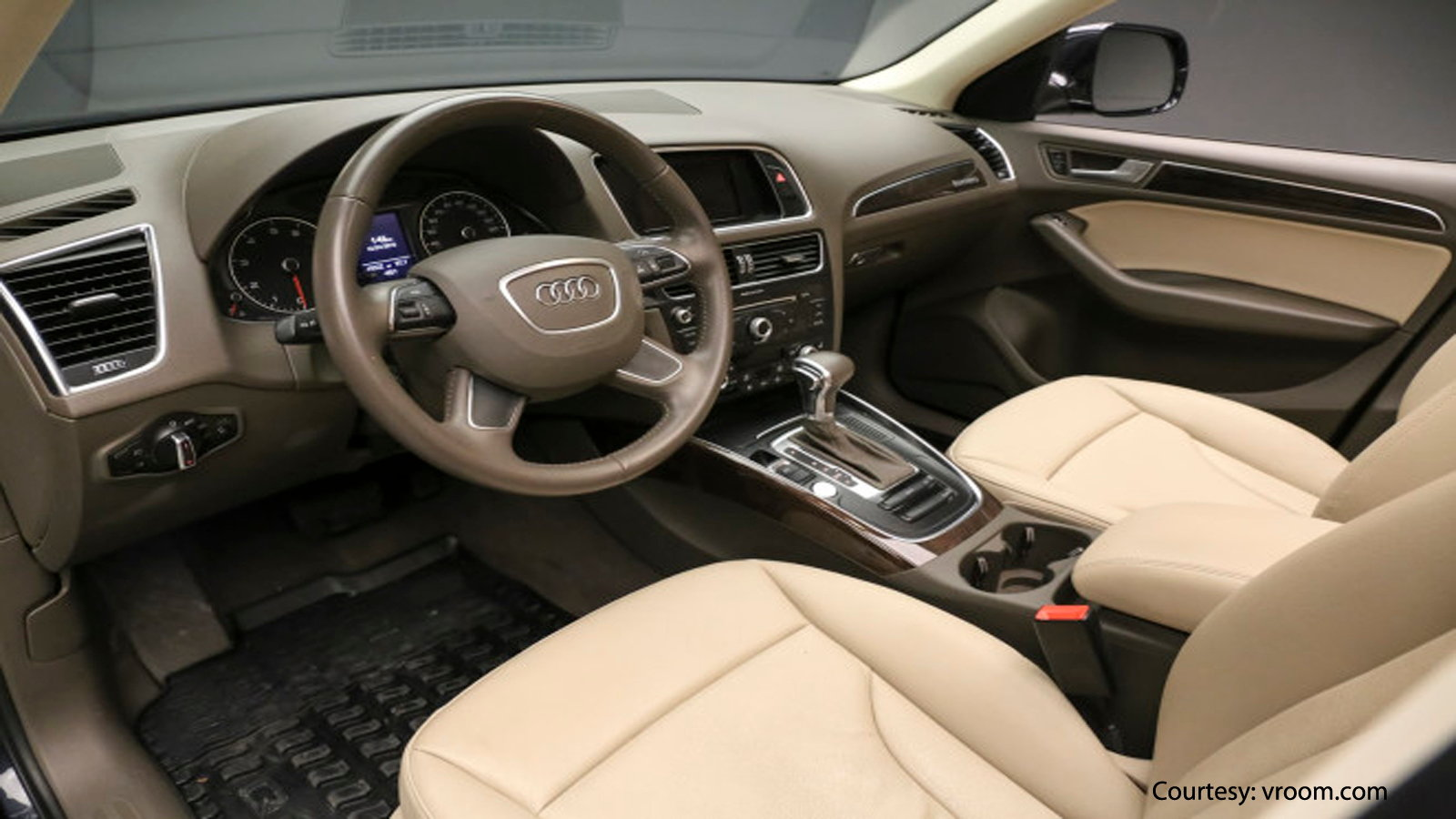 2017 audi q7 pistachio beige interior. Black Bedroom Furniture Sets. Home Design Ideas