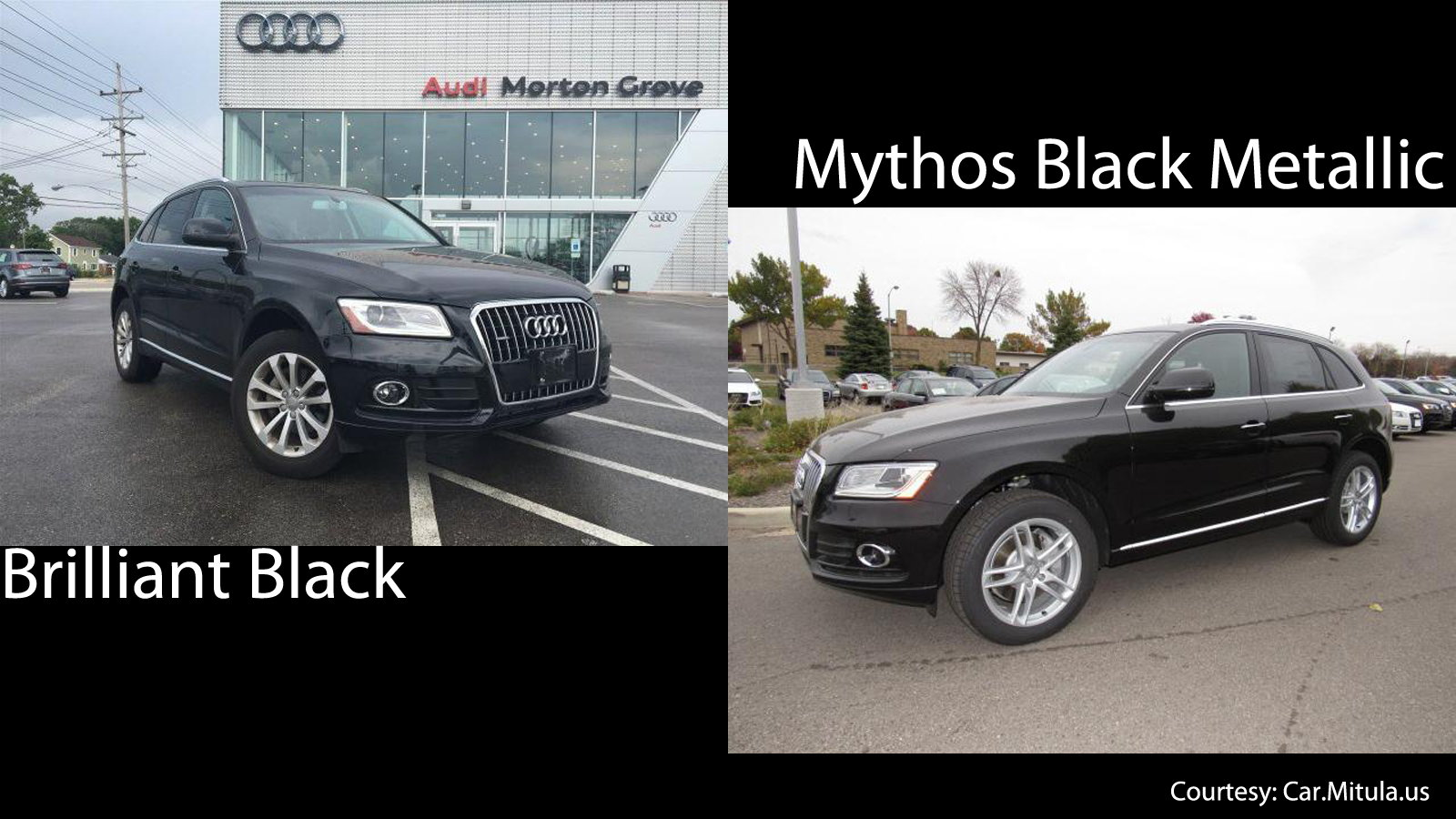 1. Brilliant or Mythos Black