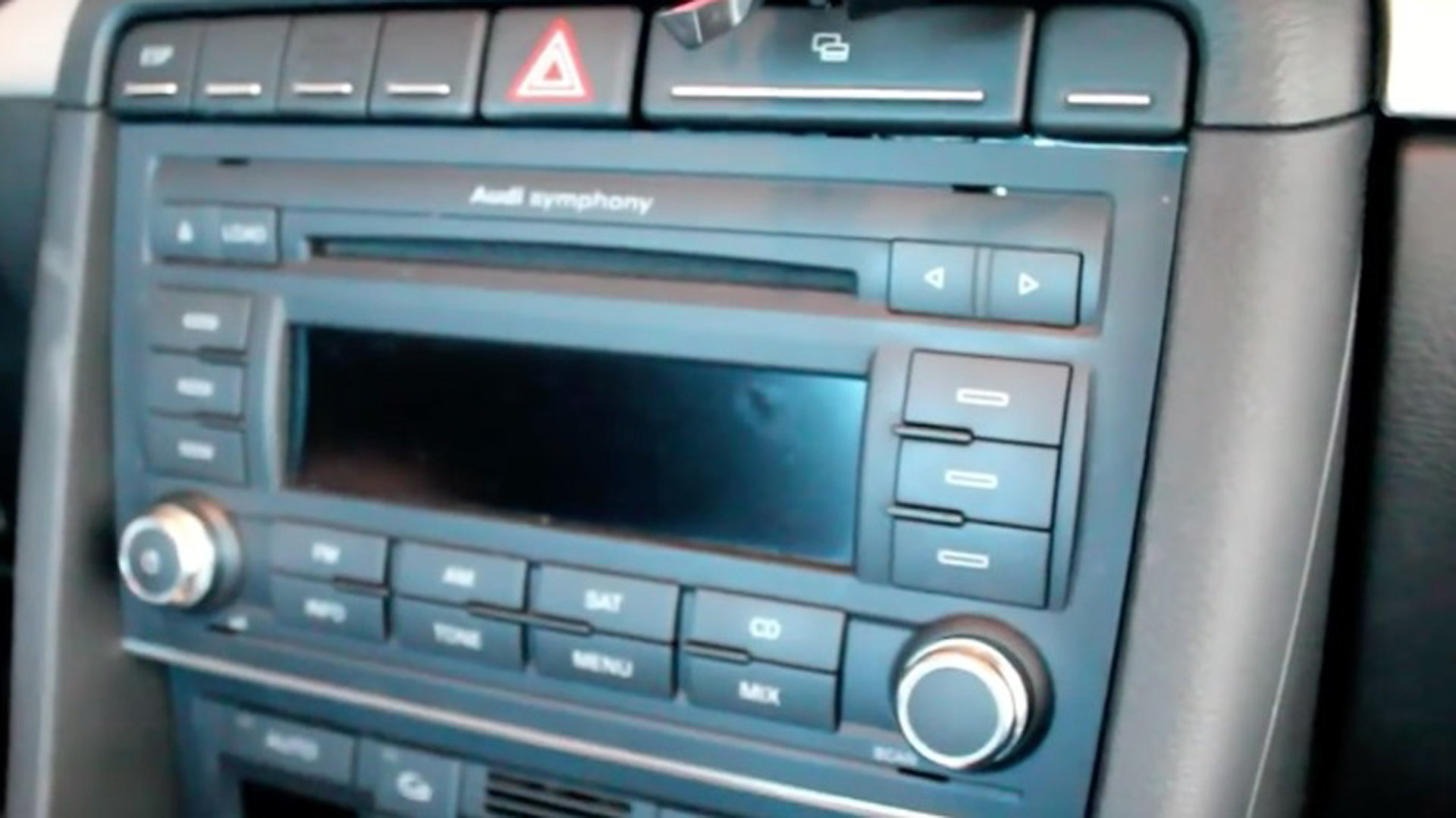 2007 audi a4 symphony wiring radio audi a4 b7 how to install car stereo with bluetooth audiworld  audi a4 b7 how to install car stereo
