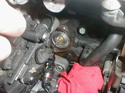 Audi A3 How To Replace Thermostat