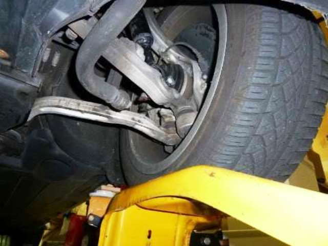 Audi A6 C6 And A6 C5 How To Replace Upper Control Arm