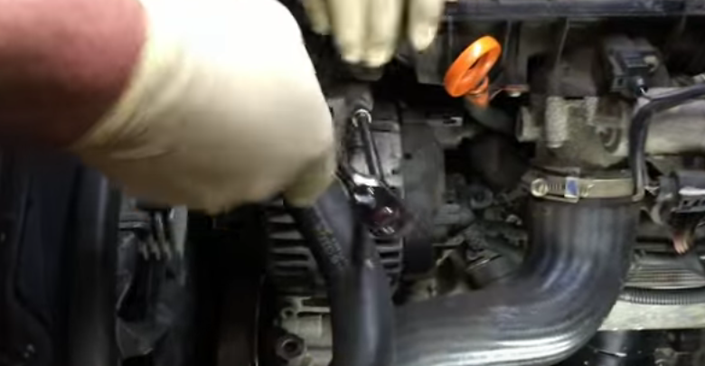 Audi A4 B7 How To Replace Thermostat Audiworld