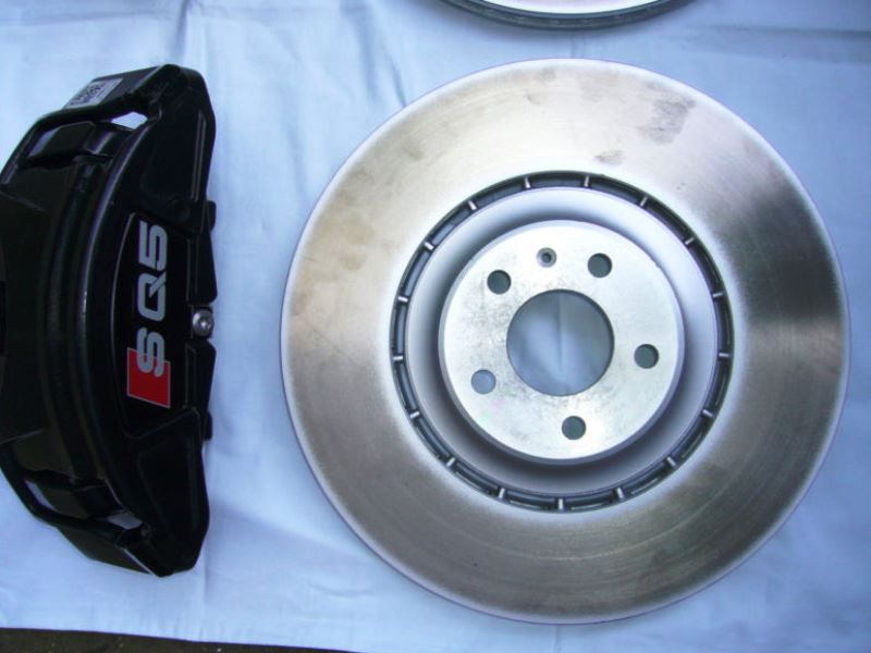 New Brakes Clunking Sound