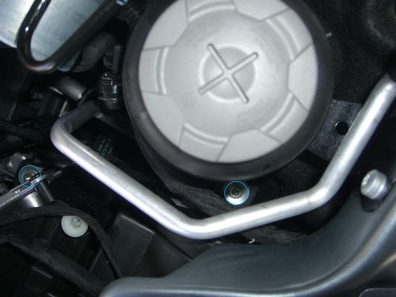 Audi A4 B8 How To Replace Headlight Bulbs Audiworld