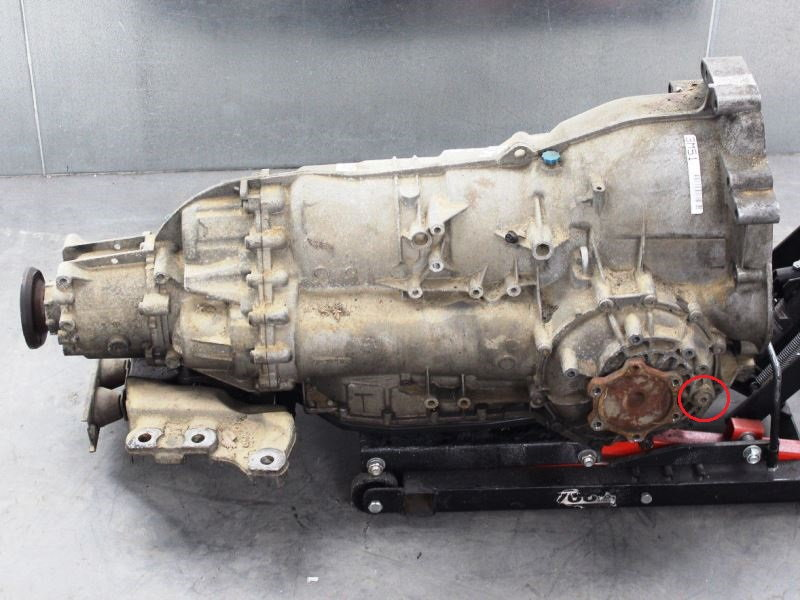 Audi a c how to change quattro system fluid front and