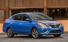 Nissan Versa, new cars
