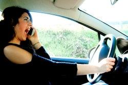 worst driving behavior