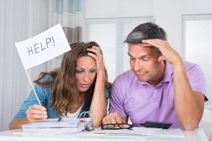 How Filing Bankruptcy Affects Your Credit