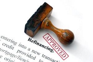 refinancing, cosigner
