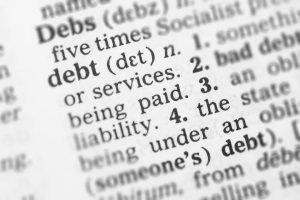 debt, debt trap, debt cycle