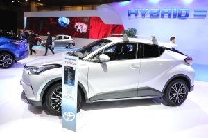 Green cars, hybrid