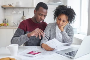 couple budgeting online