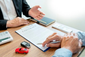 Can a New Employee Get a Car Loan?