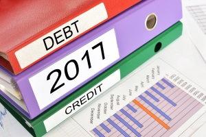 credit, debt