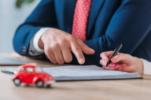 Sign and Drive for a Bad Credit Car Loan