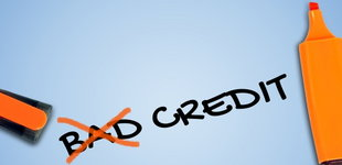 Does a Large Down Payment Offset Bad Credit?