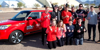 Kia and B.R.A.K.E.S. Strive to Keep Teens Safe