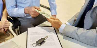 Help Avoid Negative Equity in a Car with a Down Payment