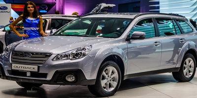 Subaru Crossover SUVs Sweep Recent Vehicle Awards