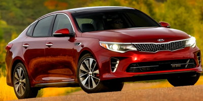 The 2016 Kia Optima Scores Big with the IIHS