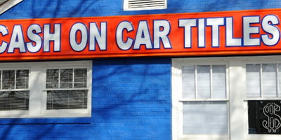 car lien on title