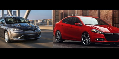 Two Popular Discontinued Cars: Chrysler 200 and Dodge Dart