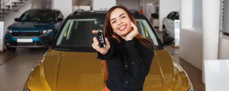 Concesionarios de auto que trabajan con bancarrotas