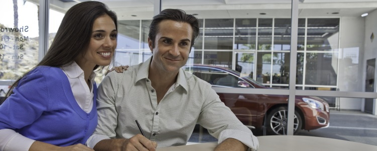 Can a Cosigner Help You Get a Car Loan? - Banner